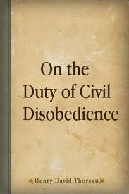 thoreau civil disobedience essay questions