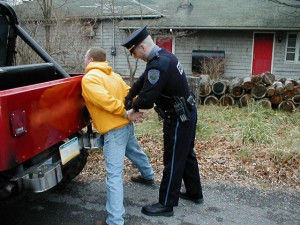 dui arrest osf6 300x225 Arrest: Types of Arrest, Being Arrested