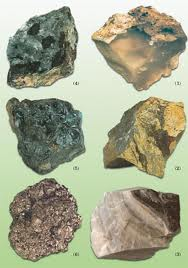 Mineral Resources Mineral Resources: Renewable & Nonrenewable