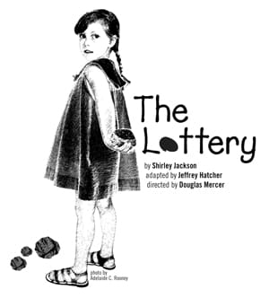 the lottery by shirley jackson essay outline