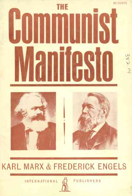karl marx and the communist manifesto essay Free communist manifesto papers by karl marx - george gilliam marx/more comparative essay english 215 in both thomas karl marx manifesto communist.