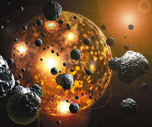 Solar System Debris: Comets, Asteroids, Meteoroids ...
