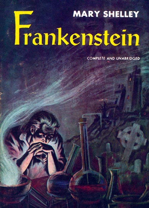 the concept of alienation in frankenstein a novel by mary shelley Isolation and alienation in the novel frankenstein  uncategorized isolation and alienation in the novel  throughout mary shelley's frankenstein,.