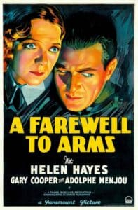 A Farewell to Arms 197x300 A Farewell to Arms: Writing Style