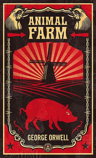 major themes of animal farm The main theme of george orwell's animal farm is that political power inevitably leads to corruption and that there is no real difference between one political.