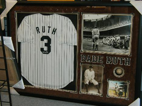 a biography of babe ruth the american baseball player Babe ruth was like kanye slash obama slash trump slash a kardashian, all rolled into one, the writer will leitch says ruth used his powerful left-handed swing to rise from reform school kid to perhaps the greatest player and biggest boldface name in baseball history.