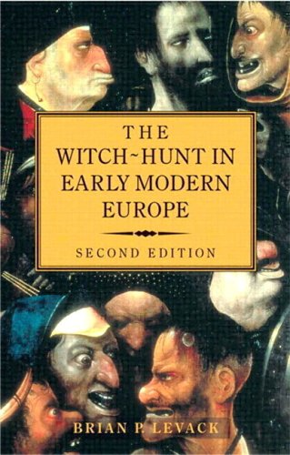 a literary analysis of the witch hunt in modern europe by brian levack The witch-hunt in early modern europe has 359 ratings and 27 reviews katie said: this is a nice & sober recounting of a subject that's often pretty sens.