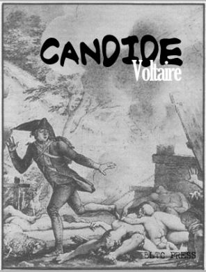 an analysis of voltaires candide a story of an innocent mans experiences in a mad and evil world Candide (propernoun) a nau00efve and innocent person  as he witnesses and experiences great hardships in the world voltaire concludes with candide, if not .