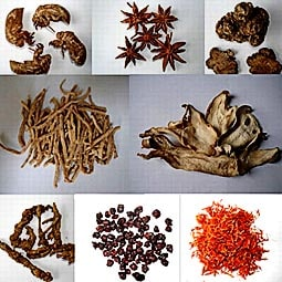 Chinese herbs Chinese Medicine: Qi, Ying Yang, Tui Na, Herbology