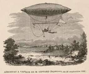 Essay/Term paper: The airship