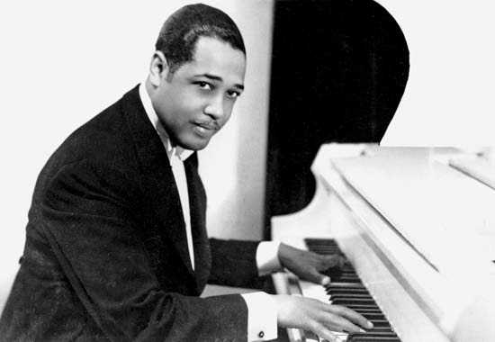 An introduction to the life of duke ellington or edward kennedy ellington