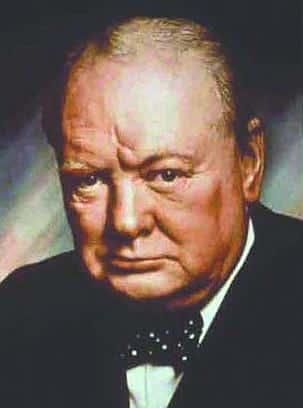 the life and leadership of sir winston churchill Sir winston churchill: a chronology  12 september, to clementine, daughter of sir henry hozier and lady blanche (née ogilvy) 1922 bought chartwell manor, kent.