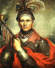 Seneca chief  Cornplanter by F. Bartoli 1796 Seneca Indians: Society, History, Famous Members