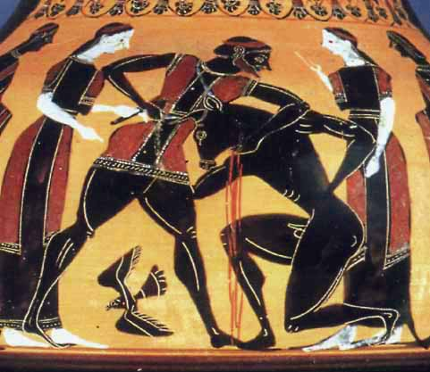 Theseus Theseus and the Minotaur: Myth & Summary