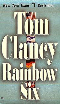 Rainbow Six Book Report