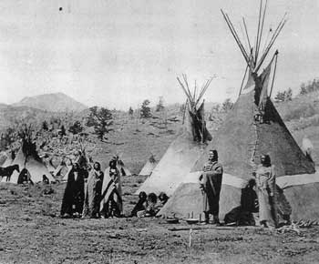 Ute Indians History Culture Tribe Online Homework