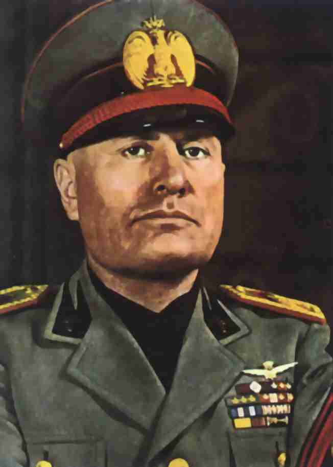 a summary of the life and war influence on world war ii of benito mussolinin The biographycom database puts over 20,000 of the greatest lives, past and  present, at your fingertips time 100: choosing the century's most influential  people  modern history sourcebook: benito mussolini: what is fascism, 1932   hitler's third reich and world war ii in the news - adolph hitler quotations.