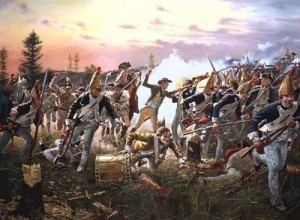 saratoga large version 300x220 Battle of Saratoga: Freemans Farm & Bemis Heights