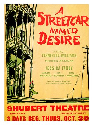 a characterization of blanche dubois from tennesse williams play a streetcar named desire I would like to analyze a tragic heroine blanche dubois appearing in a play a  streetcar named desire (1947) written by tennessee williams my intention is to .