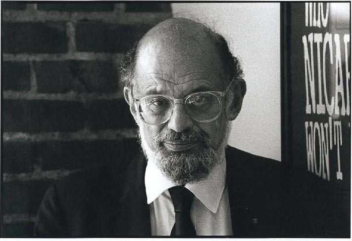 homework allen ginsberg analysis