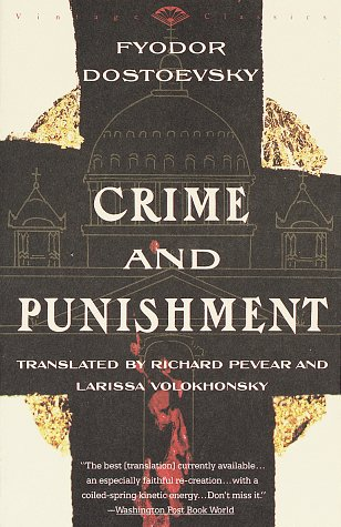 protagonists and antagonists in crime and punishment by fyodor dostoevsky A description of tropes appearing in crime and punishment perhaps the most famous novel written by russian author fyodor dostoevsky originally in russian porfiry is truly a hero antagonist.