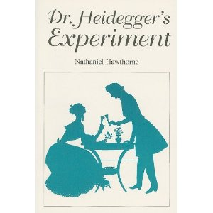 "the idea of reality versus illusion in nathaniel hawthornes dr heideggers experiment Nathaniel hawthorne, the idea of a humanity without evil probe reality heidegger's experiment"" ""dr heidegger's experiment"" could be classified as an."