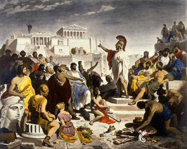 Quotes On Democracy Cleisthenes. QuotesGram