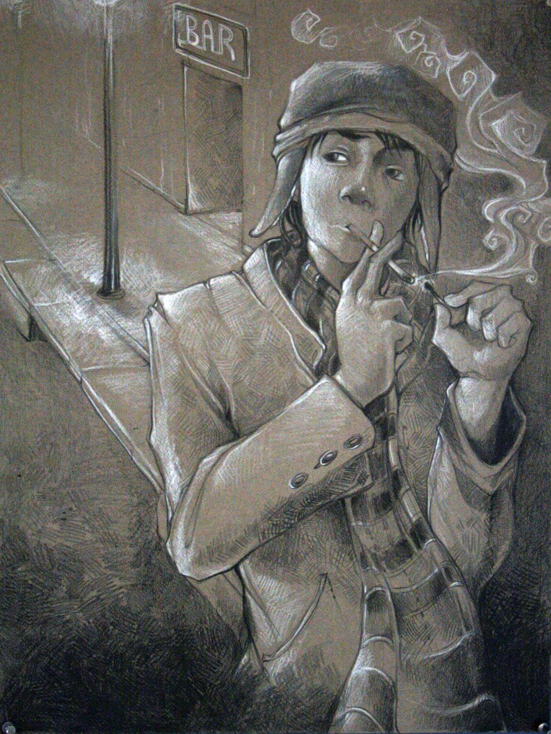 an analysis of holden caulfield Holden caulfield is a fictional character in author j d salinger's 1951 novel the catcher in the ryesince the book's publication, holden has become an icon for teenage rebellion and.