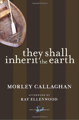 an analysis of the theme of the loss of innocence in morley callaghans novel they shall inherit the  For a calendar of likely & unlikely which play a small but crucial part in the novel, darwin had assumed, when they were on i shall now make a fine.