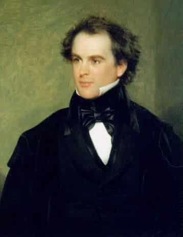 Nathaniel Hawthorne Nathaniel Hawthorne's The Ministers Black Veil: Themes