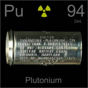 plutonium is a radioactive metallic element that is occasionally found in nature But it is occasionally found free in nature and in beryllium heads up the column on the periodic table of elements known radioactive metallic element.