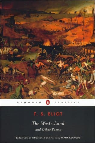 TS Eliot The Waste Land T. S. Eliot's The Waste Land: Summary & Analysis
