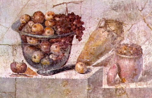 Ancient Romans Meals & Food | SchoolWorkHelper
