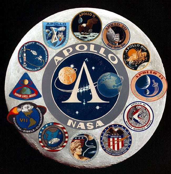 apollo mission logos posters - photo #25