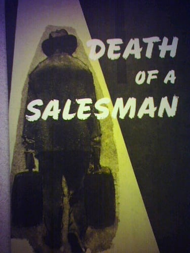 death of a salesman symbols Themes american dream: the american dream plays a pivotal role in the novel, it is the central cause of willy loman's downfall and the reason for the loman family's unhappiness.