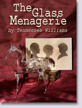 thesis about the glass menagerie Tenesse williams' the glass menagerie is a play presenting a story of the  wingfield family and their struggles set in st louis during the great depression,  the.