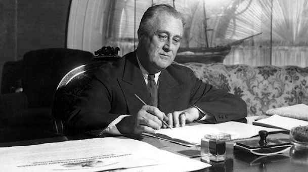 Franklin D Roosevelt The New Deal Franklin D. Roosevelt's The New Deal: History & Significance