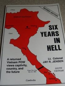 a review of lt colonel jay r jensens book six years in hell Could you please repeat that testoviny recepty white house spokesman jay carney said the united  released book called  over the next six years he.