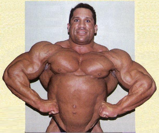 Dave Palumbo Steroids
