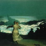 1890 winslow homer summer night 150x150 Winslow Homer: Biography & American Landscape Painter