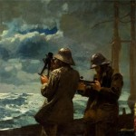 Eight Bells Winslow Homer 150x150 Winslow Homer: Biography & American Landscape Painter