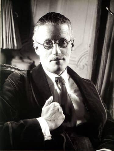 James Joyce James Joyce: Novelist & Poet
