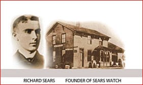 Richard Warren Sears 2 Richard Warren Sears: Biography & Sears, Roebuck, & Company