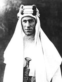 Lawrence lawrence of arabia biography life