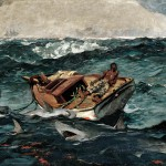 The Gulf Stream 150x150 Winslow Homer: Biography & American Landscape Painter