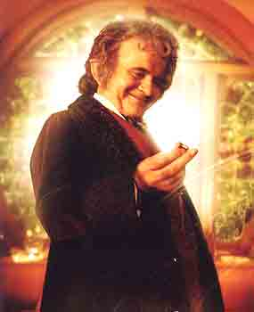 Bilbo Baggins J.R.R. Tolkien's The Hobbit: Setting, Characters, Conflicts