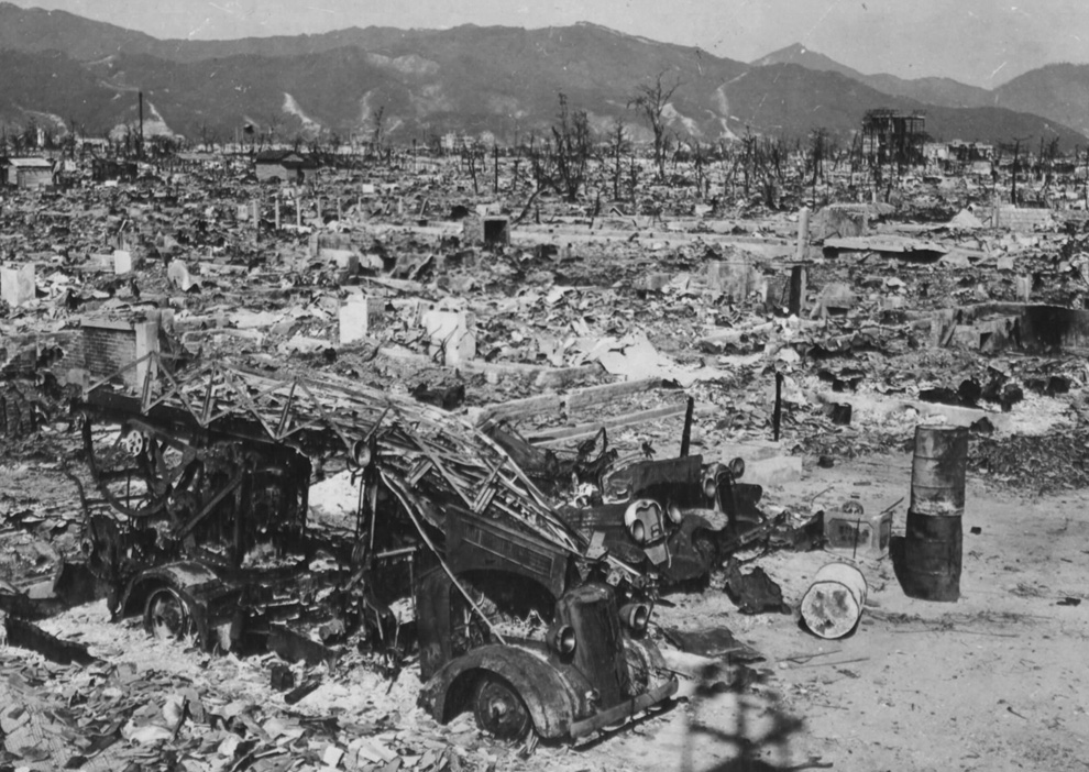 the life before and after the bomb in john herseys hiroshima The book hiroshima, written by john hersey and published by the survived the atomic bomb and lived was doing before, during, shortly after.