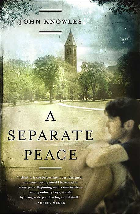 Separate peace essays jealousy