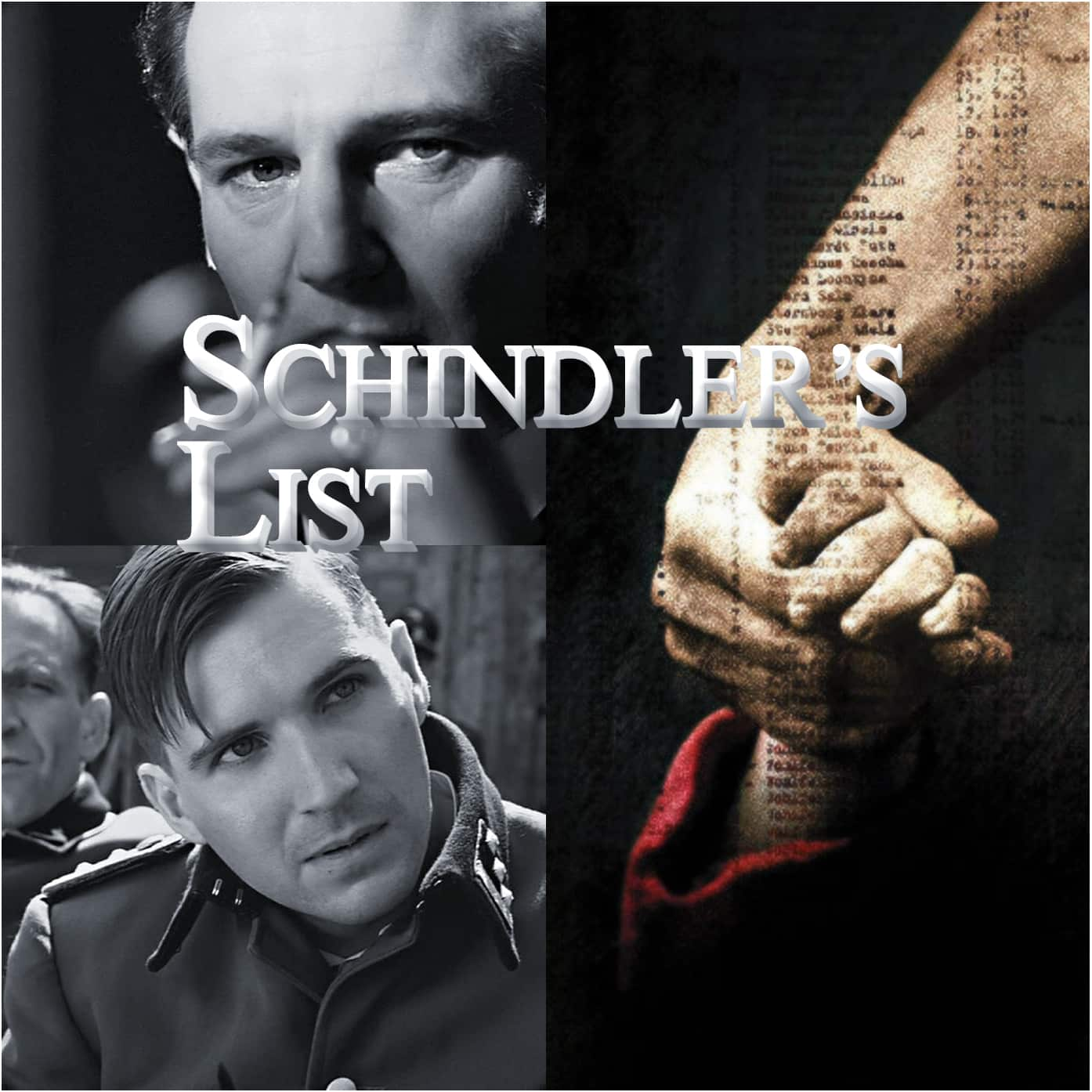 essay on schindlers list movie