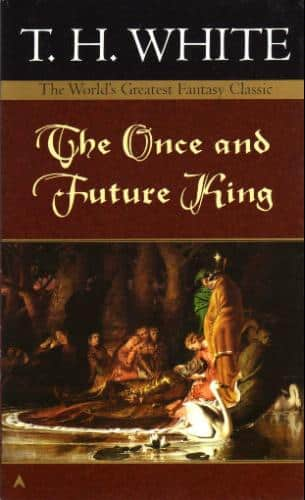 an analysis of the novel the once and future king by t h white